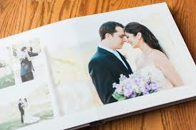 professional wedding albums veritas vineyard wedding album