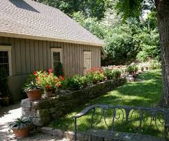 beautiful home gardens and this our garden shed in spring
