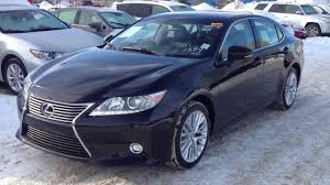 lexus es 350 for sale in ct 2014 lexus es 350 touring package review in black youtube