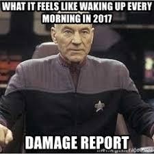 Meme Generator Picard - picard damage report meme generator