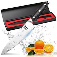 restaurant kitchen knives allezola professional chef s knife 7 5 inch german