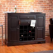 Espresso Bar Cabinet Belham Living Carlow Espresso Home Bar Walmart