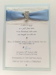 Baptism Invitation Cards Handmade Christening Invitations Cards Pinterest Christening