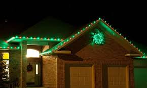 how much does professional holiday lighting cost