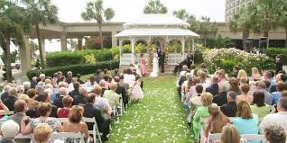 galveston wedding venues the san luis resort spa and conference center weddings