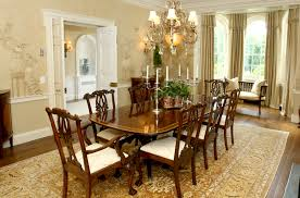 Historic Home Interiors Fincastle Dining Room