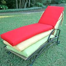 Outdoor Patio Furniture Cushions Replacement by Chaise Lounge Patio Furniture Outdoor Replacement Cushions