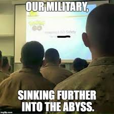Monday Memes - military memes are funny and serious army navy marine air force