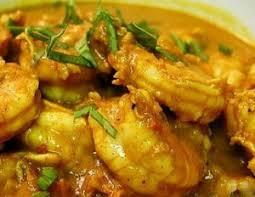 recette cuisine poisson recette du poisson au curry kéralais
