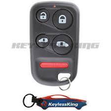 2004 honda odyssey key replacement for 2001 2002 2003 2004 honda odyssey key fob keyless