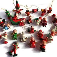 german wooden decorations lights card and decore