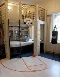 cooles jugendzimmer jugendzimmer deko bett leiter sport idee möbel