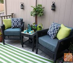 creative of patio furniture for small spaces 25 best ideas about