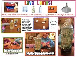 lava lamps tie dye and summer language speech language