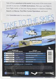 microsoft flight simulator x steam edition pc amazon co uk pc