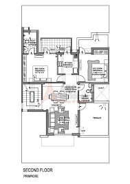 vatika primrose floor plan floorplan in