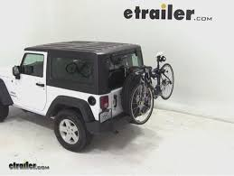 thule jeep wrangler thule spare me spare tire mount bike rack review 2012 jeep