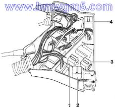 100 bmw starter motor wiring diagram replacing the starter