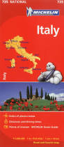 Maps Italy by Michelin Italy Map 735 Maps Country Michelin Italian English