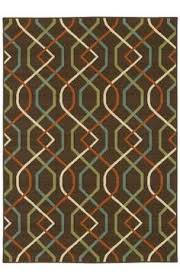 Zig Zag Outdoor Rug Orian Rugs Indoor Outdoor Scroll Medallion Floating Floral Multi
