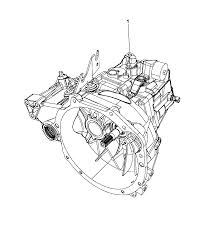 transmission transaxle assembly manual transmission for 2008