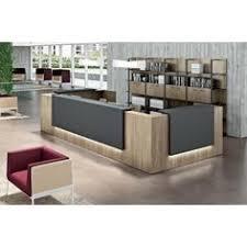 Logiflex Reception Desk Logiflex Inbox With Its Contrasting Volumes The Inbox