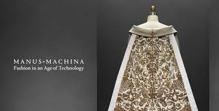 manus machina fashion in an age of technology the