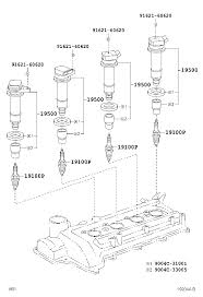 2006 toyota avalon engine diagram coil 2006 engine problems and