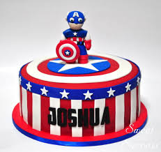 captain america cakes captain america cake cake by sweet success cakesdecor