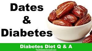 are dates good for diabetes youtube
