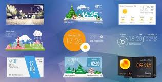 clock and weather widgets for android orange clock weather widget 4 2 release apk for pc free