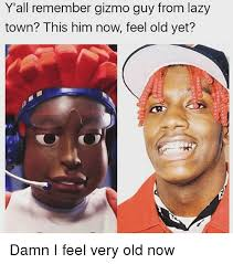 Lazy Town Memes - y all remember gizmo guy from lazy town this him now feel old yet