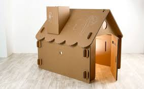 cardboard u0026 paper house for kids
