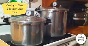 What Cookware Can Be Used On Induction Cooktop Canning On Glass And Induction Stove Tops Healthy Canning