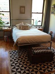 Bed Frames For Less Build A Modern Pipe Bed Frame In A Weekend Or Less Using Pipe And