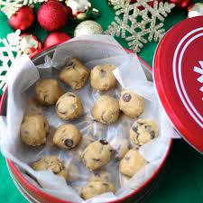 homemade christmas gift cookie dough living well kitchen