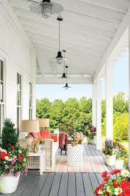 Southern Living Porches | porch and patio design inspiration southern living