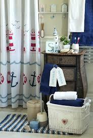 nautical bathroom decor uk living accessory set nautical bathroom