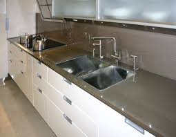 Kitchen Countertops Cost Glass Countertops For Kitchens Cost Gorgeous Glass Kitchen