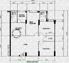 hdb floor plans floor plans for woodlands circle hdb details srx property