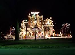 103 best crazy christmas lights images on pinterest holiday