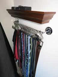 diy tie rack tutorial tie rack diy wood and tutorials