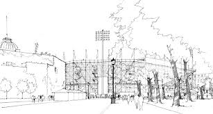 populous and atkins beach volleyball stadium london 2012