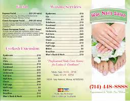 westminster oc printing services for nails salons nails printing