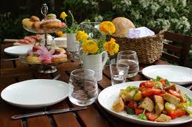 Summer Lunch Menu Ideas For Entertaining Easy Entertaining Summer Garden Lunch Pink Elephant Blog