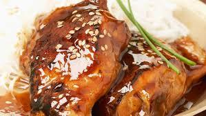 cuisiner un poulet blancs de poulet sauce miel et balsamique facile recette sur