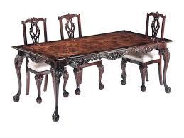 sedie chippendale chiavenato chippendal tavolo da pranzo sedie intaglio chiavenato