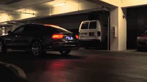 audi a7 parking driverless audi a7 parks itself returns to collect owner