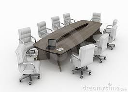 conference table chairs 16 modern isolated 11763827 jpg oknws com