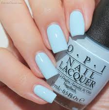 opi light blue nail polish opi soft shades 2016 pastels swatches review elektra deluxe